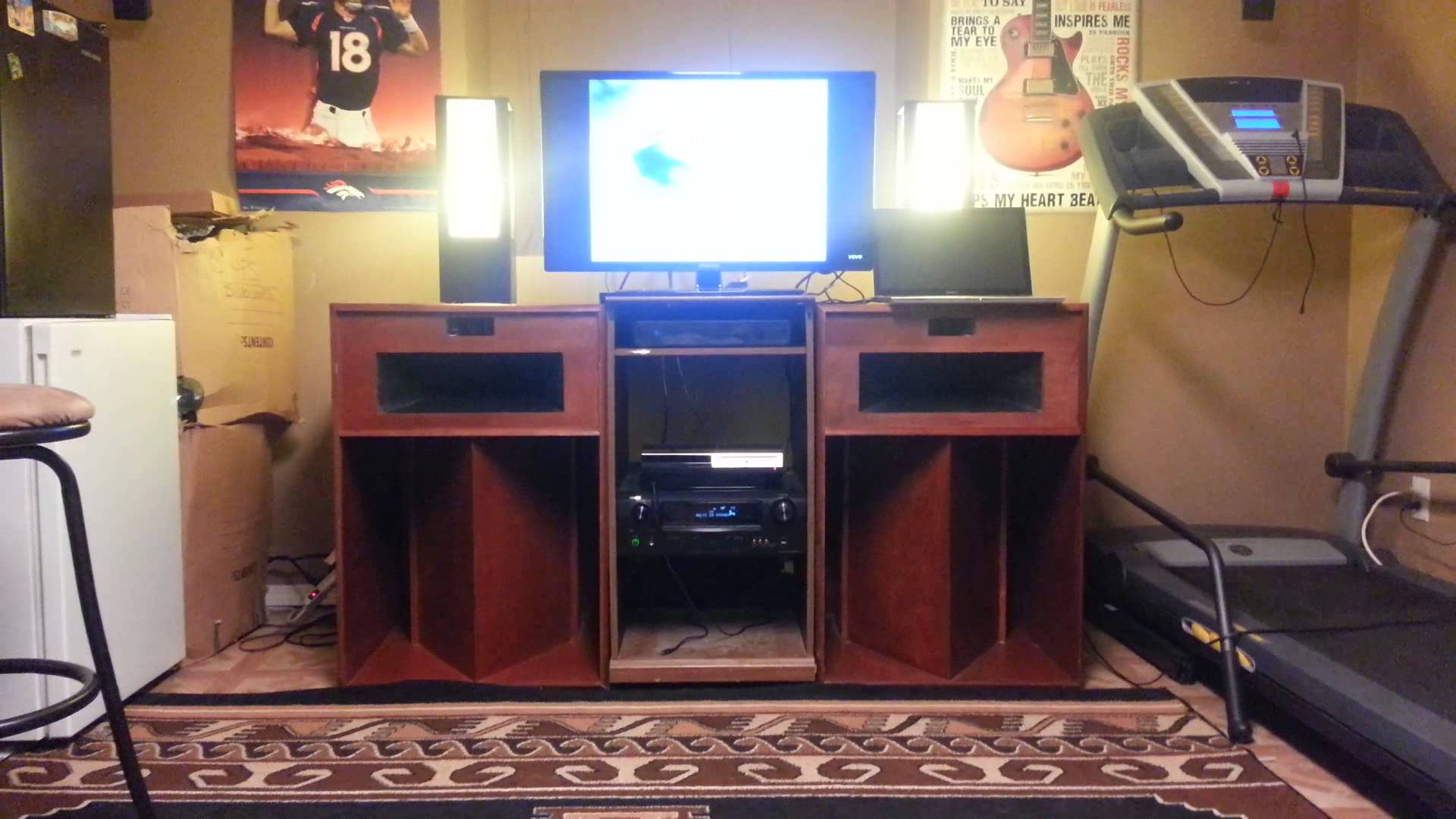 loa klipsch la scala ii chi c loa l u i tr i nhi m. Black Bedroom Furniture Sets. Home Design Ideas