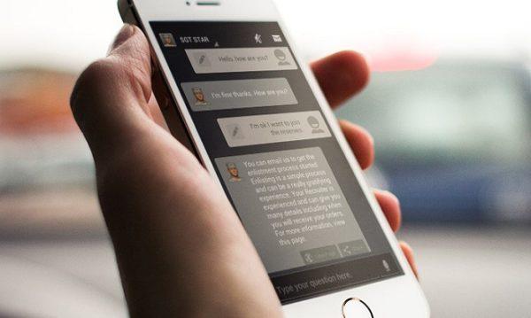 Công nghệ giao diện đàm thoại