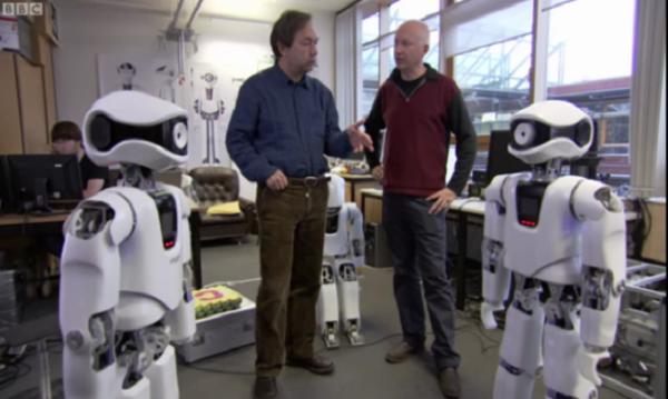 Công nghệ robot thông minh