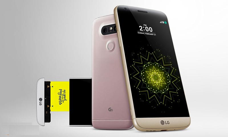 5 mau Smartphone bom tan