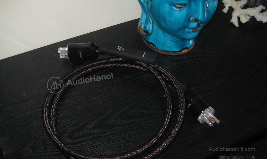 Dòng dây nguồn AudioQuest NRG: Lựa chọn hoàn hảo cho các thiết bị dàn âm thanh