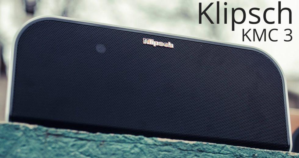Dòng loa Klipsch HD Wireless – Tiện lợi và hiện đại