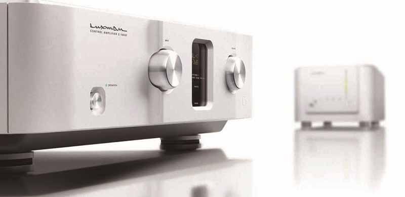 Pre ampli Luxman: Tái hiện âm nhạc hoàn hảo
