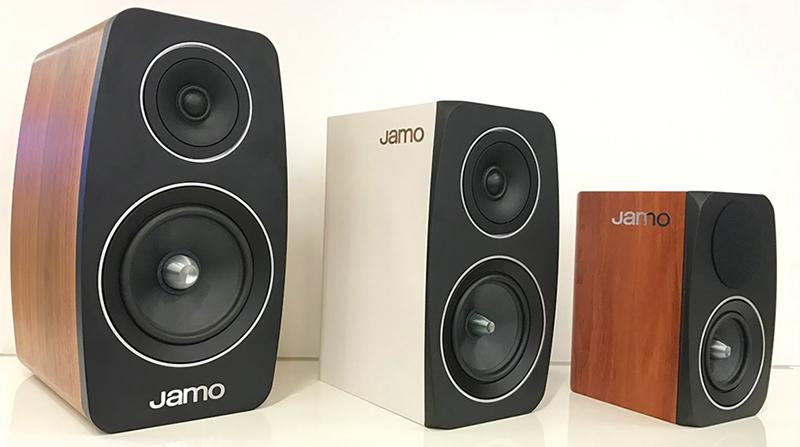 Dòng loa Jamo Concert Series: Đỉnh cao âm thanh