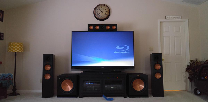 dong loa Klipsch Reference Premiere Dolby Atmos 2