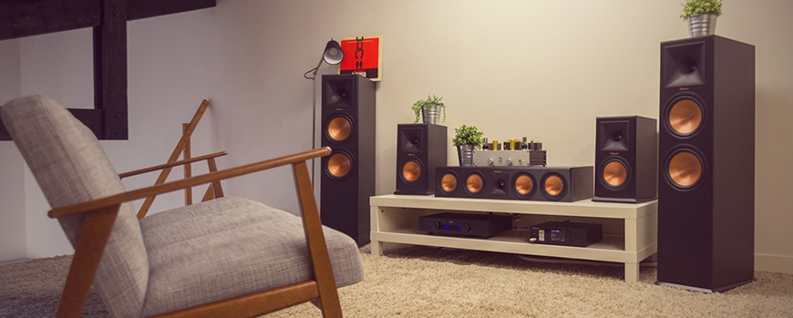 dong loa Klipsch Reference Premiere Dolby Atmos 3