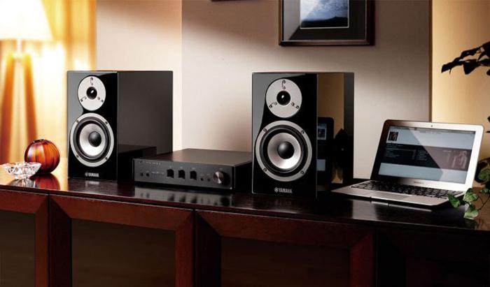 Dòng ampli nghe nhạc Yamaha – dòng sản phẩm đa dạng có thiết kế đặc trưng