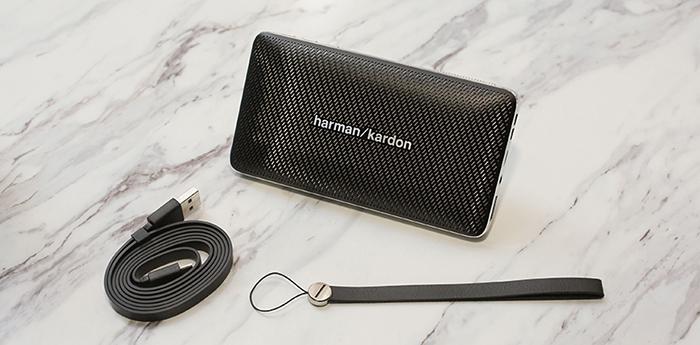 Dòng loa Harman Kardon Bluetooth Speaker – hình thức độc đáo, chất âm sống động