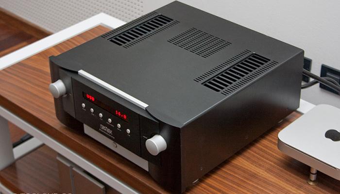 Intergrated Amplifier