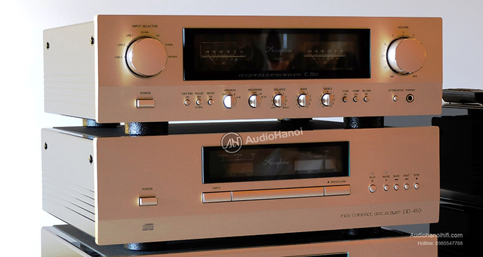 dong ampli Accuphase