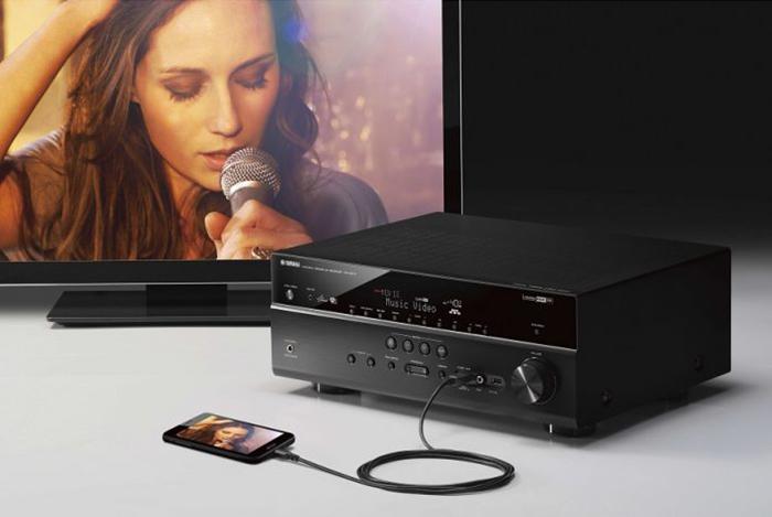 Dòng ampli xem phim Yamaha RX-V series – dòng ampli đa kênh, sự lựa chọn hoàn hảo cho gia đình