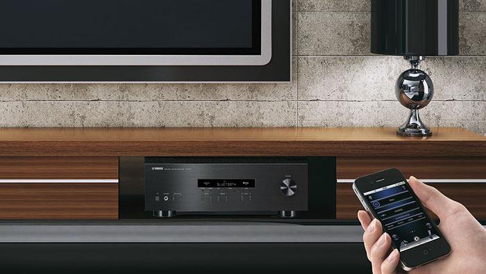 Dòng Stereo Receivers Yamaha series – ampli 2 kênh kết hợp tuner, sự tái hiện chân thực các chi tiết âm thanh