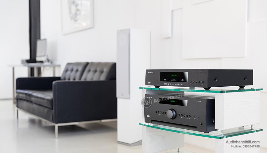 Dòng sản phẩm Arcam FMJ – tái hiện âm hình sống động, sắc nét