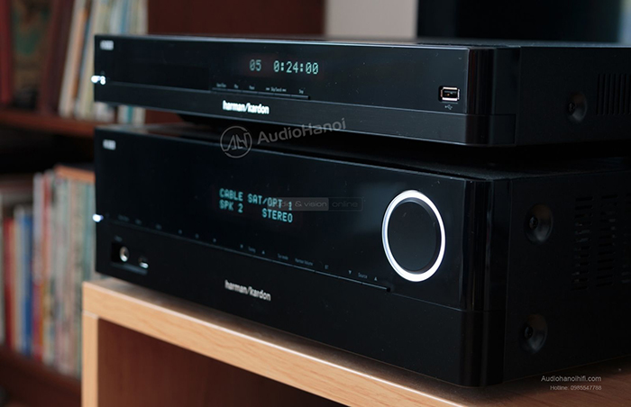 Harman Kardon Stereo Amplifier 3