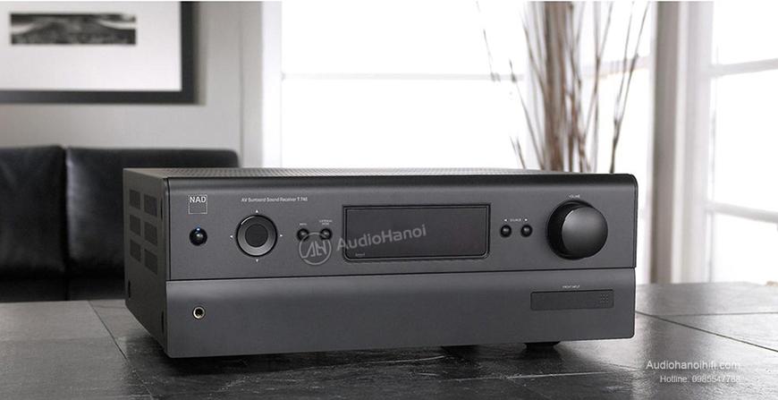 Dòng sản phẩm NAD A/V Receivers – sự lựa chọn tuyệt hảo cho dàn âm thanh nghe nhìn