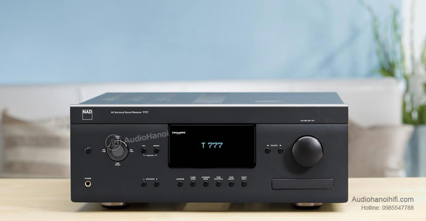 dong NAD A/V Receivers