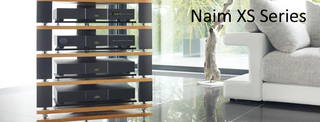 Dòng sản phẩm Naim XS Series – những mẫu sản phẩm đáng để đầu tư