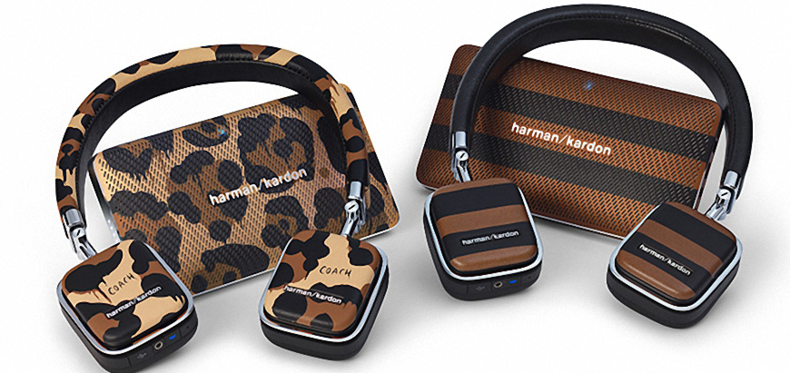 Dòng loa Harman Kardon Coach – các mẫu loa di động nhỏ gọn