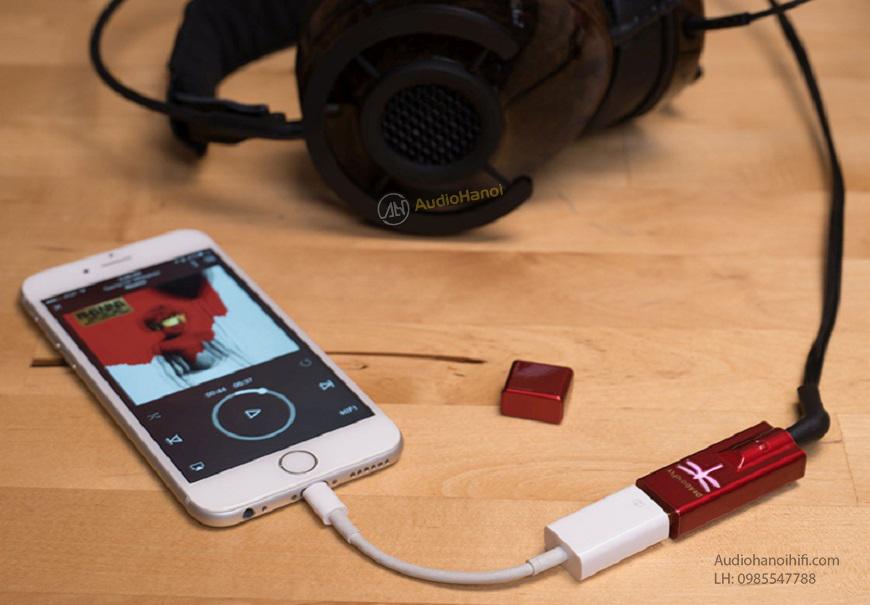 Bo giai ma USB AudioQuest DragonFly Red dep