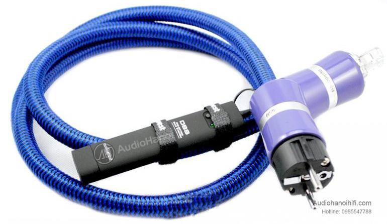 Cung cấp nguồn điện ổn định với mẫu dây nguồn AudioQuest NRG Wild