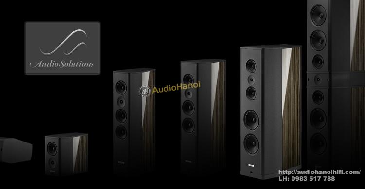 Loa bookshelf AudioSolutions Figaro B