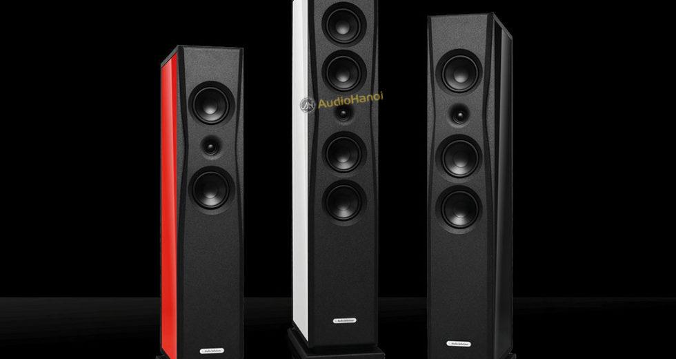 Loa AudioSolutions Overture O205F – Một trong những loa đầu bảng của AudioSolutions