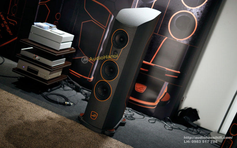 loa AudioSolutions Vantage M Anniversary dep