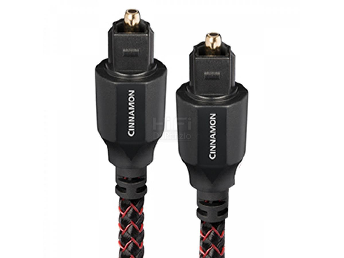 day tin hieu Optical AudioQuest Cinnamon