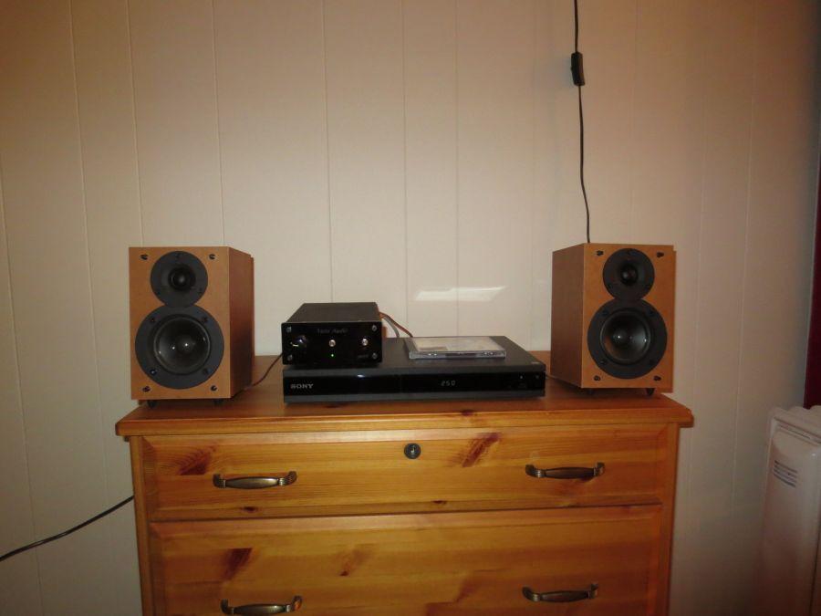 ampli Vista Audio Spark chat