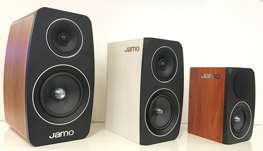 Mẫu loa kệ Jamo C 93 hoàn hảo