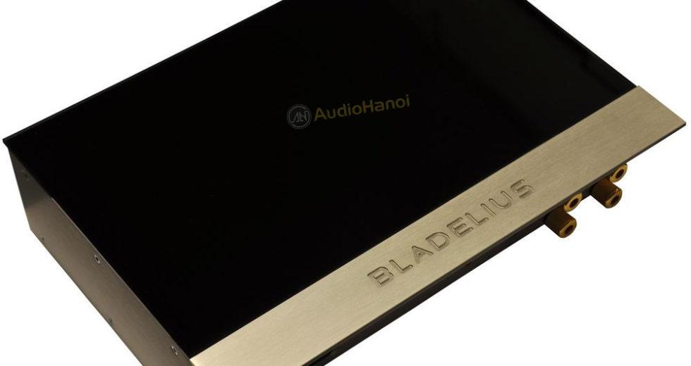Power ampli Bladelius Frej: Bộ khuếch đại cao cấp đến từ Bladelius