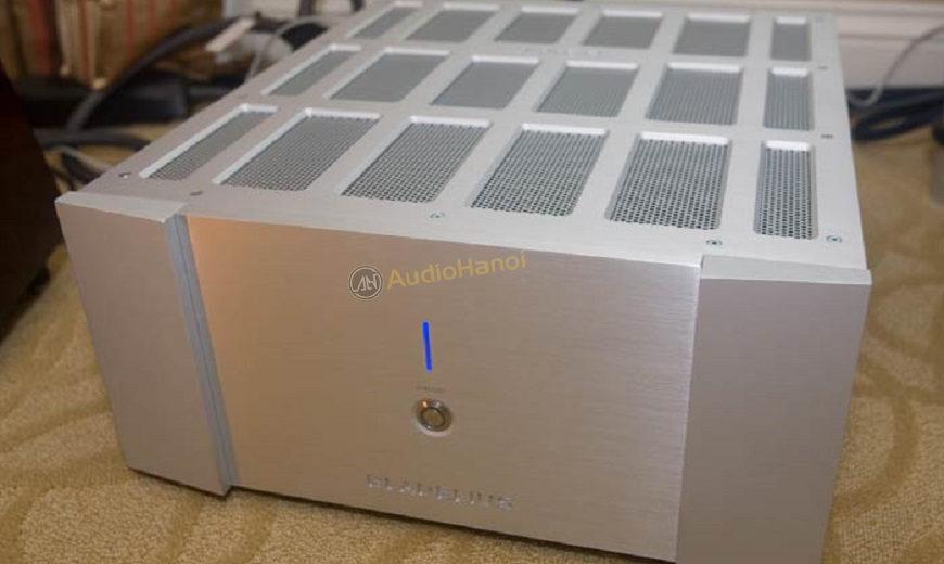 Bộ khuếch đại âm thanh stereo mới power ampli Bladelius Ymer Mk.II