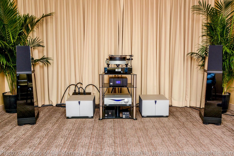 stereo power ampli Audia Flight Strumento n°4 MK2 chat
