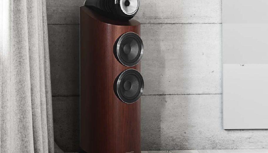 Công nghệ âm thanh đẳng cấp chỉ có trong mẫu loa B&W 803 D3