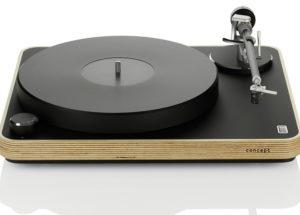 Âm nhạc cổ điển được tái hiện trong mẫu đầu đĩa than Clearaudio Concept Active