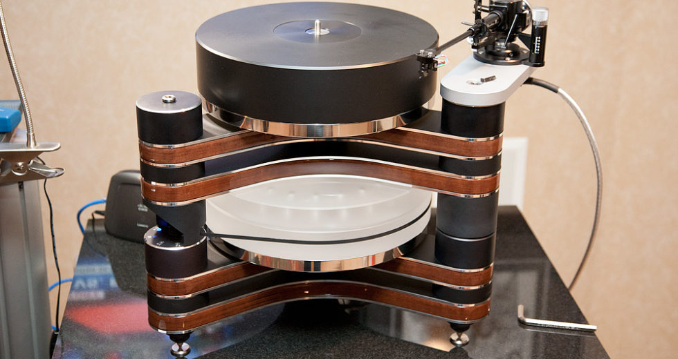Đầu đĩa than Clearaudio Master Innovation đẳng cấp xứng danh giá thành