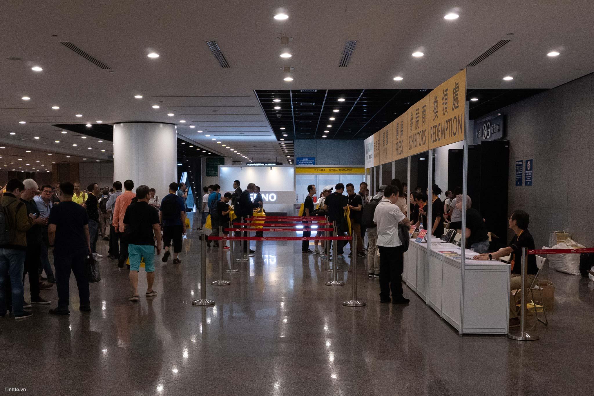 Hong Kong High End Audio Visual Show 2018 dep