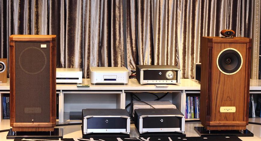 Loa Tannoy TurnBerry GR đáp ứng được đa dạng thể loại nhạc