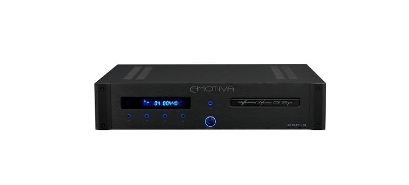 Đầu CD Emotiva ERC-3 bóc tách đĩa CD chính xác, chi tiết