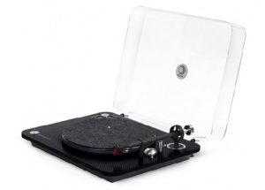 Ngắm nhìn thiết kế hiện đại đến từ bộ đầu đĩa than Elipson Omega 100 Carbon Black
