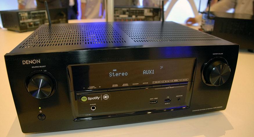 Đánh giá mẫu sản phẩm đến từ Nhật Bản: Ampli Denon AVR-X3200W