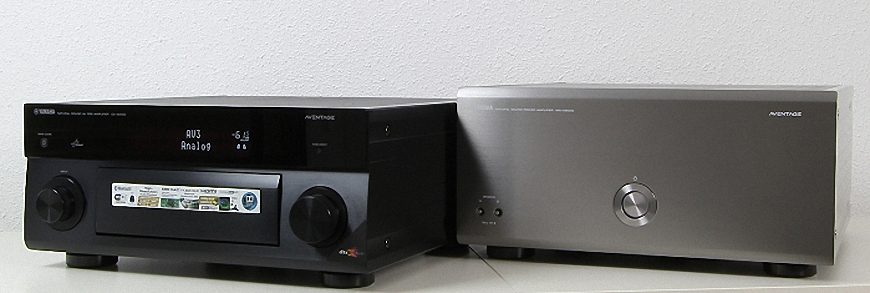 Khám phá pre ampli Yamaha CX-A5100 chính hãng của Yamaha