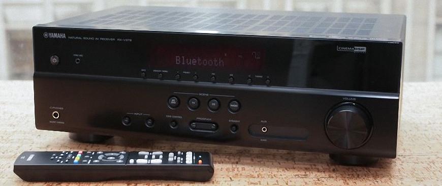 Cùng tìm hiểu mẫu ampli Yamaha RX-V381 chính hãng