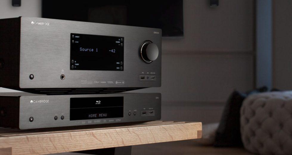 Ampli Cambridge CXR120 cho chất lượng âm thanh vượt xa tầm giá