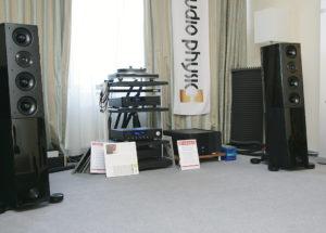 Khả năng tái tạo âm thanh có độ động cao của loa Audio Physic Cardeas plus+