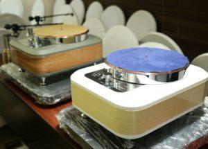 [Vietnam Hiend Show 2018 – Hà Nội] Chiêm ngưỡng những mẫu đầu đĩa than Torqueo cao cấp tại phòng triển lãm của Audio Hà Nội