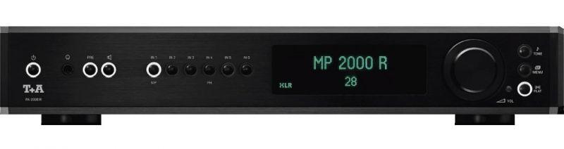 Thiết kế nhỏ gọn và chuẩn mực hơn của ampli T+A PA 2000 R