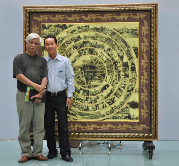 """""""Sơn loa"""" cùng nhà sử học Dương Trung Quốc"""
