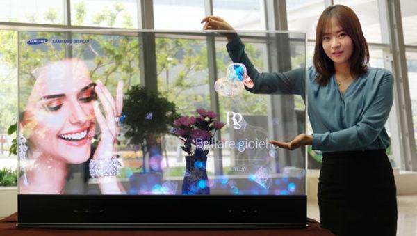 Công nghệ TV của tương lai gần