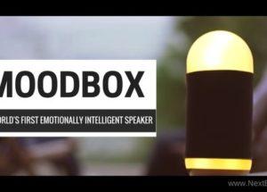Moodbox – Loa thông minh